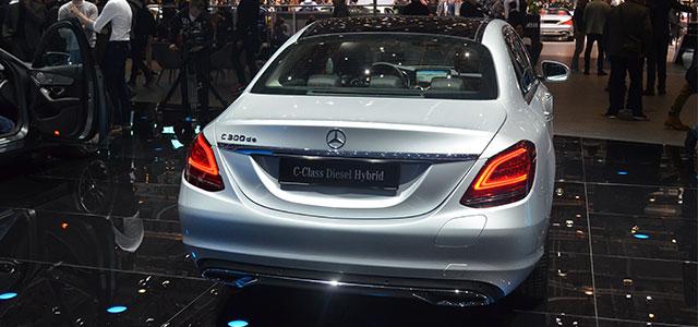 Mercedes Classe C al Salone di Ginevra 2018