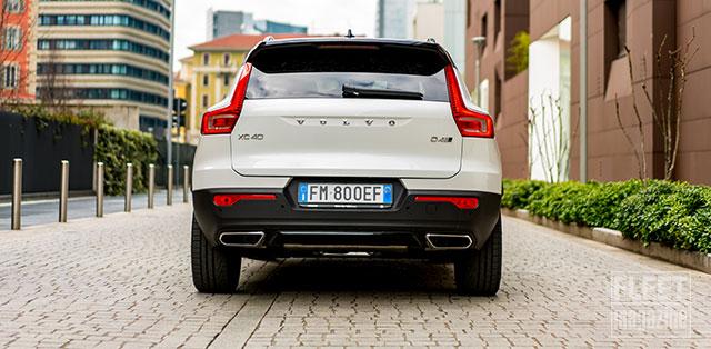 Test Drive Volvo XC40