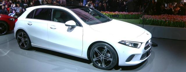 presentazione nuova Mercedes Classe A 2018