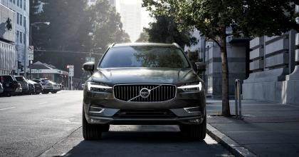presentazione nuova Volvo XC60 2017