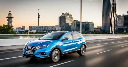 presentazione nuovo Nissan Qashqai 2018
