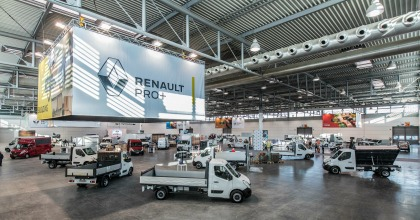 presentazione Renault Business Booster Tour 2017