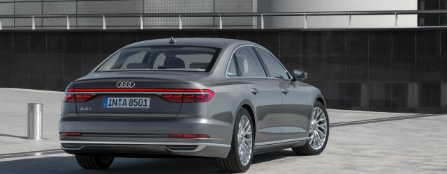 prezzi nuova Audi A8