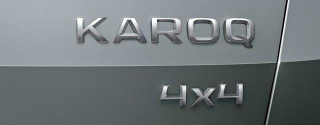 prezzi nuova Skoda Karoq