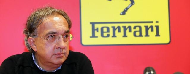 prima Ferrari elettrica annuncio Marchionne
