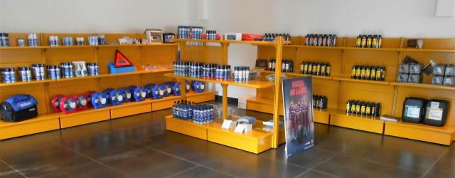 I prodotti disponibili presso l'ACI Global Nord Center di Bressanone