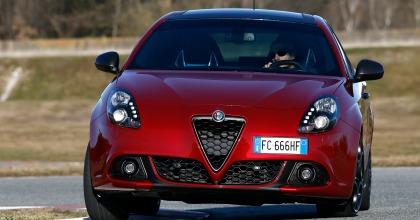 prova Alfa Romeo Giulietta 2016