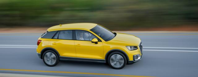 prova Audi Q2 come va