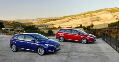Prova Ford Focus 2016 carrozzerie