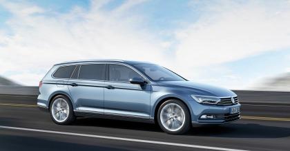 prova Volkswagen Passat Variant come va su strada