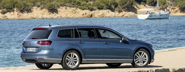 prova Volkswagen Passat Variant