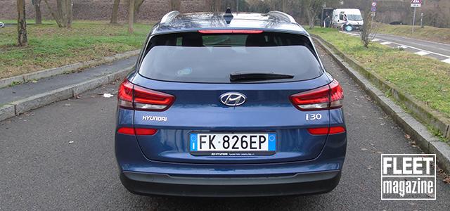 prova nuova Hyundai i30 Wagon