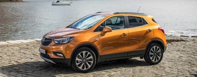 prova nuova Opel Mokka X flotte aziendali
