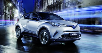 Gamma Toyota Business C-HR