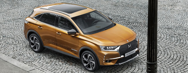 Test Drive DS7 Crossback