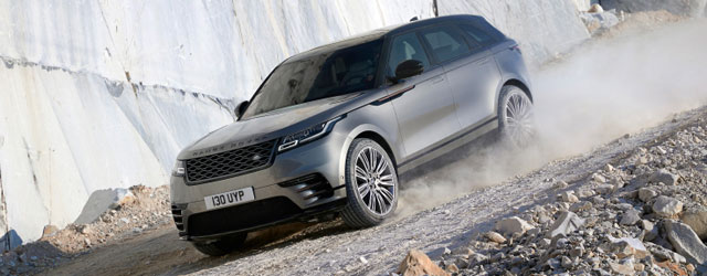 Range Rover Velar al Car Design Awards 2017