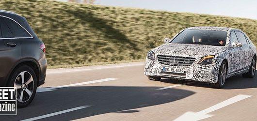 Il restyling di Mercedes Classe S