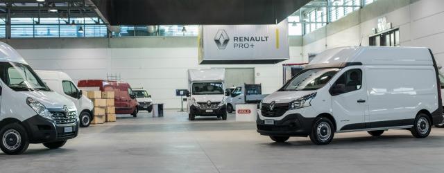 rete veicoli commerciali allestiti Renault Pro+