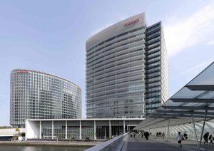 Sede Nissan Yokohama