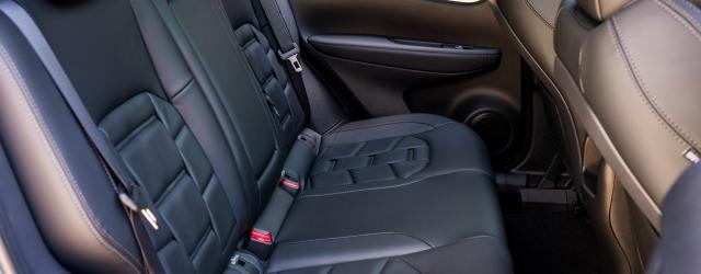 sedili nuova Nissan Qashqai 2018