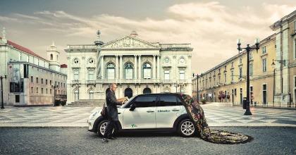 Il servizio di car sharing DriveNow è arrivato anche a Lisbona