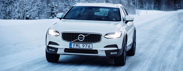 La sicurezza in Volvo V90
