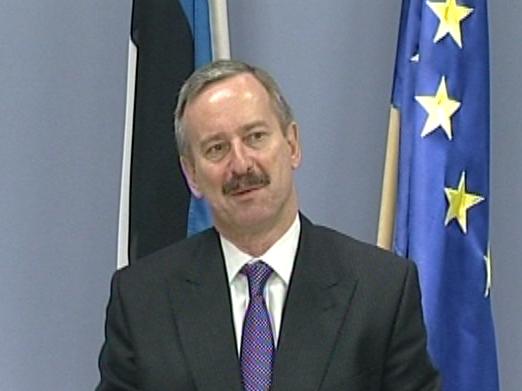 Siim Kallas, Commissario UE ai Trasporti