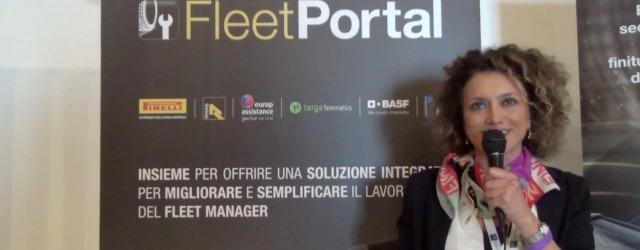Silvia Salemi di Targa Telematics - manutenzione flotte aziendali