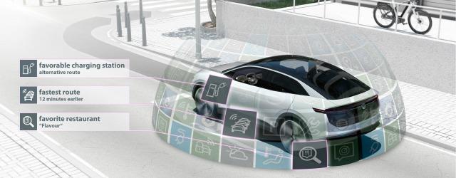 I sistemi di trasporto intelligente sono un core business per il Gruppo Volkswagen