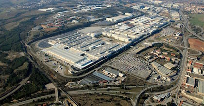 Lo stabilimento di Martorell lavora per i marchi SEAT e Audi