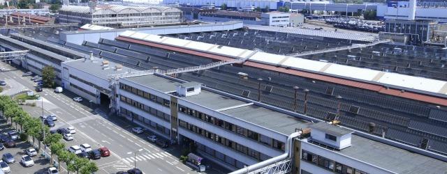 stabilimento di Sochaux - Gruppo PSA