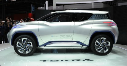 Il primo SUV elettrico Nissan potrebbe ispirarsi al TeRRA Concept del 2012