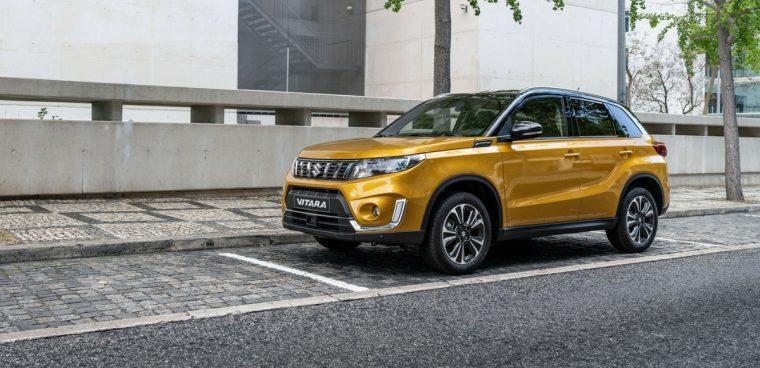 Suzuki VITARA il restyling del SUV compatto