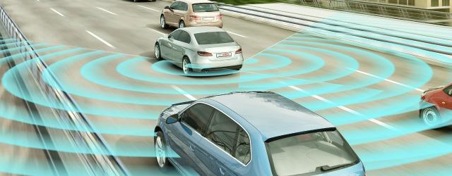 auto connesse tecnologia Bosch