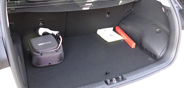 Tecnologia Kia Niro Plug-In Hybrid