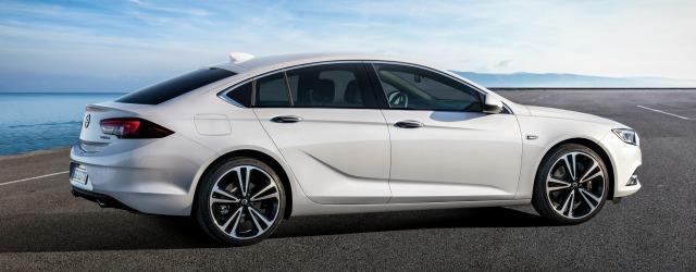 tecnologia nuova Opel Insignia Grand Sport 2017