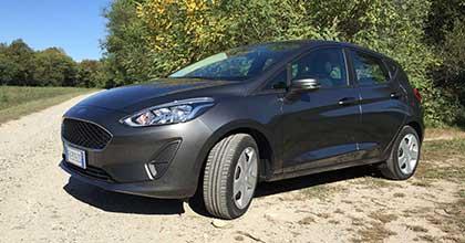 Test Drive Nuova Ford Fiesta
