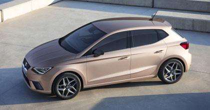 Test Drive nuova Seat Ibiza 2018