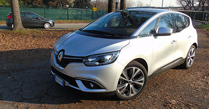 Test Drive Renault Scenic