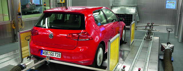 Test di omologazione dei consumi auto