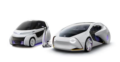 I Toyota Concept-i annunciati per il Salone di Tokyo 2017