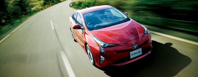 Toyota Prius mercato auto Italia 2016