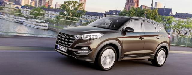 vendite Hyundai Tucson 2016