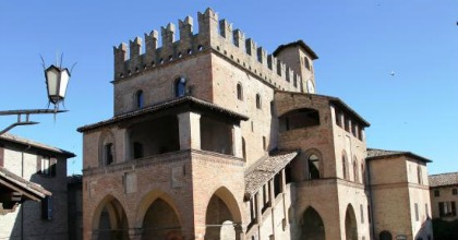 viaggio a Castellarquato Palazzo del Podestà