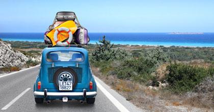 Check viaggio in auto