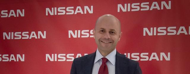 Vincenzo Varriale direttore Vendite di Nissan Italia