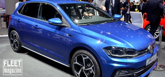 Volkswagen Polo Salone di Francoforte 2017