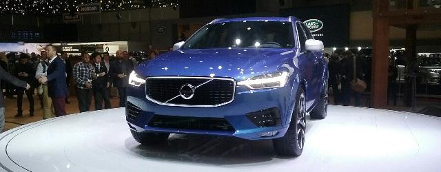 Volvo XC60 Ginevra 2017