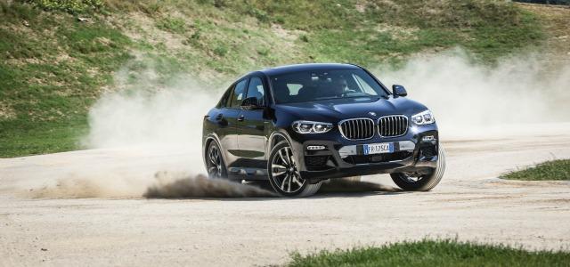 Adas nuova BMW X4