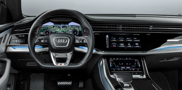 Audi MMI Q8